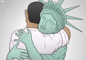 L'Amérique fait ses adieux à Obama